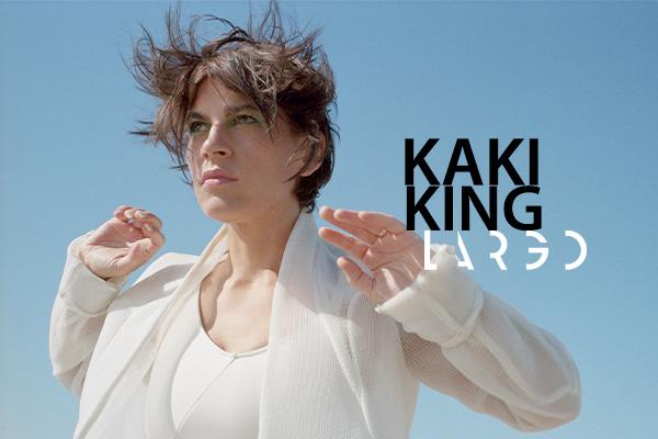 Biglietti - Kaki King live al Largo Venue - Roma