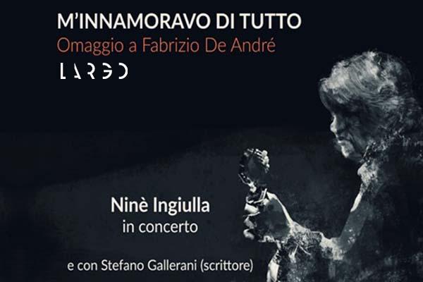 Biglietti - Niné Ingiulla in concerto - Largo - Roma