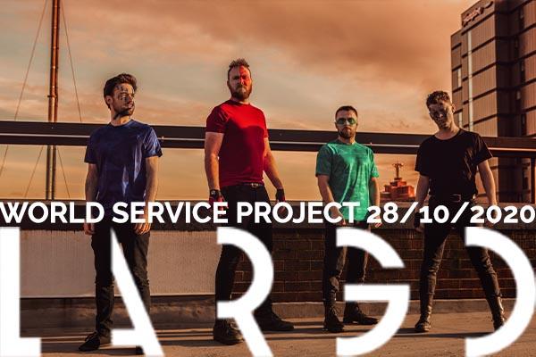 Biglietti - World Service Project - Largo Venue Roma