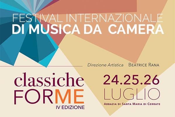 Abbonamento - Classiche Forme Festival - Abbazia di Santa Maria di Cerrate