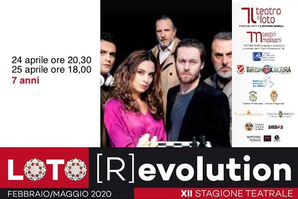 Biglietti - 7 ANNI - Teatro del Loto - Ferrazzano (CB)