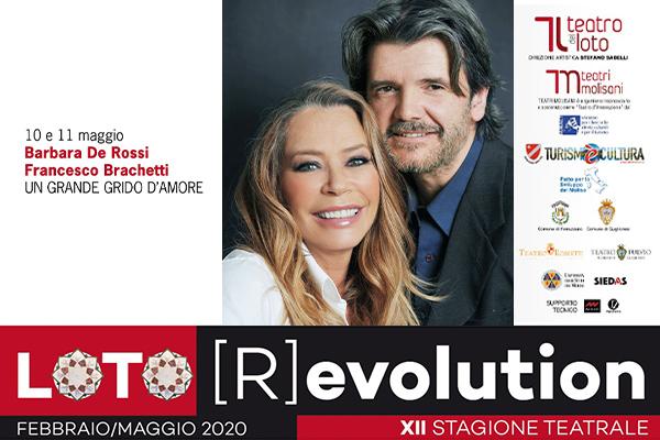 Biglietti - Un grande grido d'Amore - Teatro del Loto - Ferrazzano
