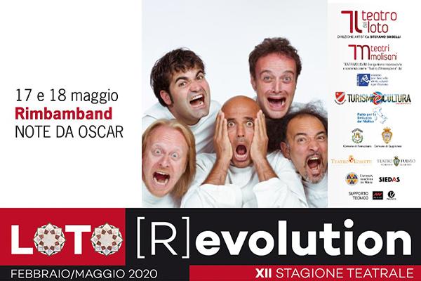 Biglietti - Note da Oscar - Teatro del Loto - Ferrazzano