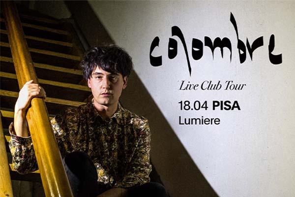 Biglietti - Colombre - Cinema Lumiere - Pisa