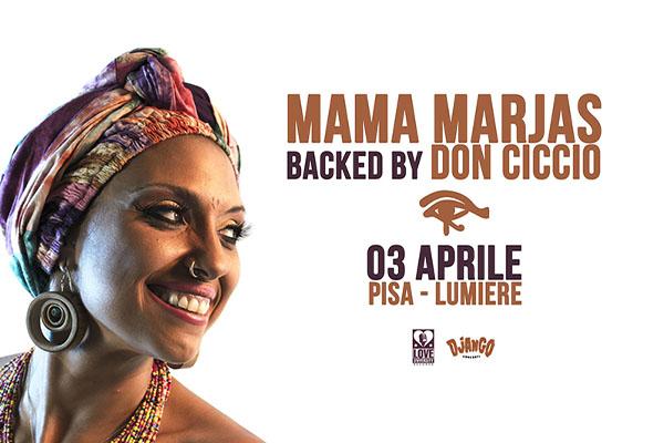 Biglietti - Mama Marjas - Cinema Lumiere - Pisa