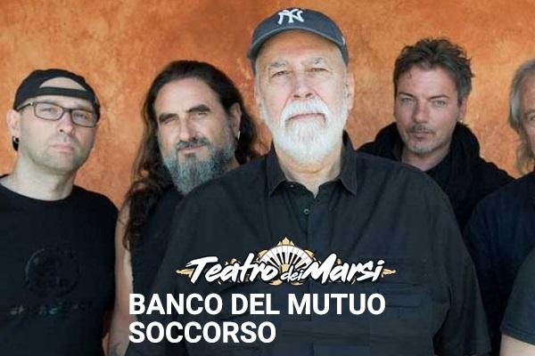 Banco del Mutuo Soccorso - Teatro dei Marsi - Avezzano (AQ) Biglietti
