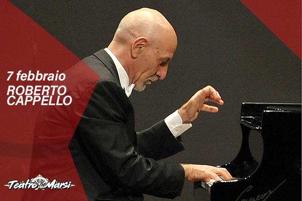 Roberto Cappello - Teatro dei Marsi - Avezzano (AQ)