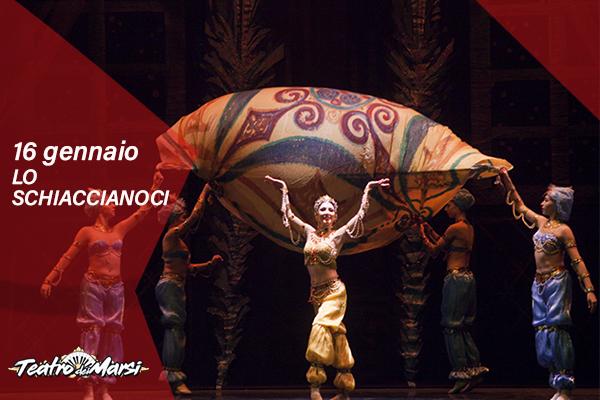 Lo Schiaccianoci - Teatro dei Marsi - Avezzano (AQ)