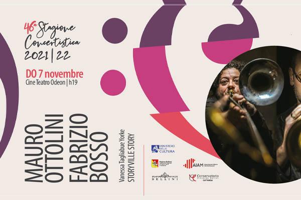 Biglietti - Bosso & Ottolini - Teatro Odeon - Catania (CT) - via Corridoni 19