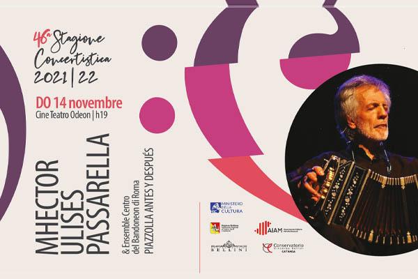 Biglietti - Passarella - Teatro Odeon - Catania (CT) - via Corridoni 19