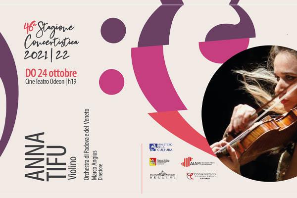 Biglietti - Anna Tifu - Teatro Odeon - Catania (CT)