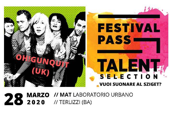 Biglietti - Gunquit  - Arena MAT - Terlizzi (BA)