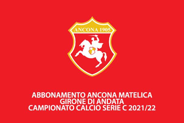 Abbonamento Ancona Matelica - Serie C - Stadio del Conero