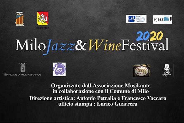 Abbonamento - Milo Jazz & Wine Festival - Anfiteatro Lucio Dalla- Milo (CT)