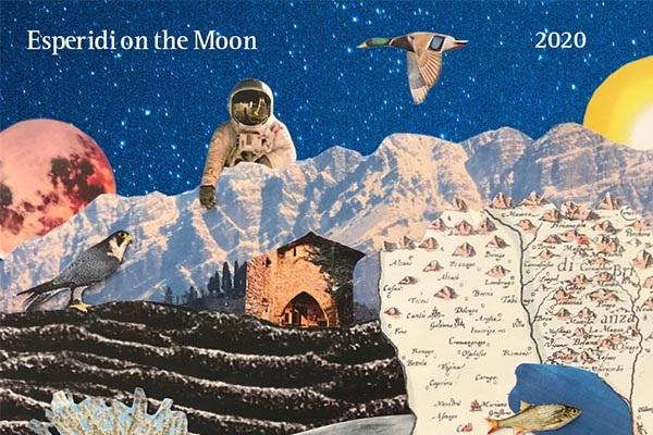 5 Luglio Esperidi on the Moon Palazzo Gambassi Campsirago LC