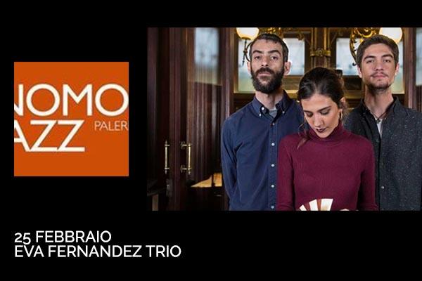 Biglietti - Eva Fernandez Trio - Teatro Golden - Palermo (PA) - Via Terrasanta, 60