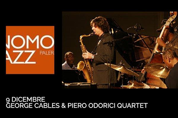 Biglietti - George Cables Piero Odorici - Teatro Golden - Palermo (PA) - Via Terrasanta, 60
