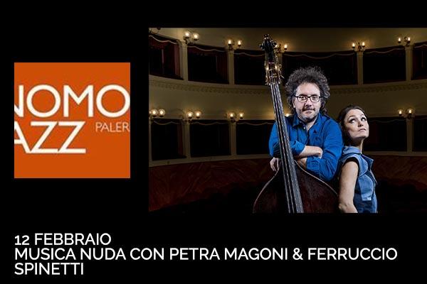 Biglietti - Musica Nuda - Teatro Golden - Palermo (PA) - Via Terrasanta, 60
