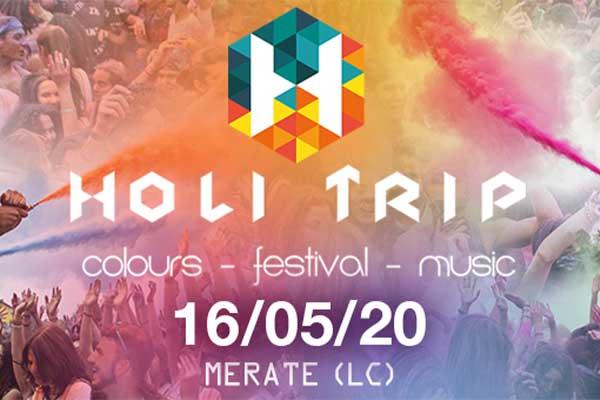 Biglietti - Holi Trip 2020 - Apokas Paintball Park - Merate