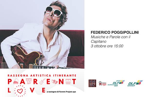 Biglietti - Federico Poggipollini - Teatro Ambra - Alessandria