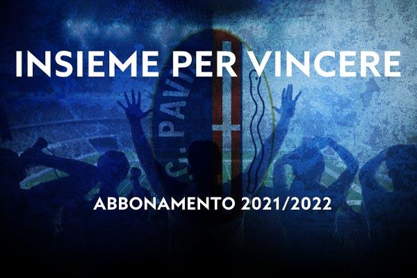 Abbonamento - Pavia - Stadio Pietro Fortunati - Pavia (PV) - Via Alzaia, 137