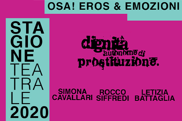 Abbonamento Eros ed Emozioni - Turno C - Teatro Massimo - Pescara
