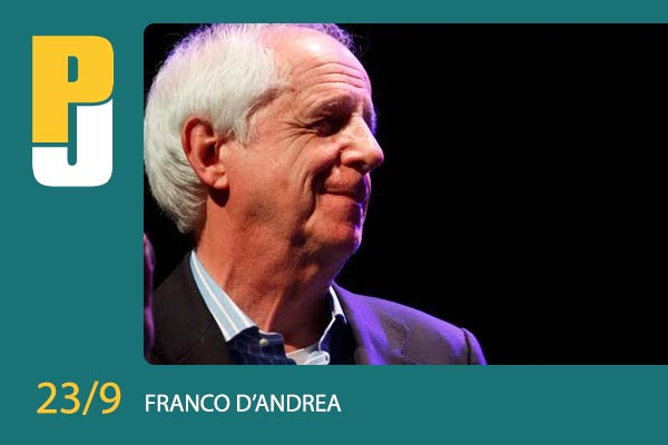 Franco D'Andrea - Piacenza Jazz Fest 2021