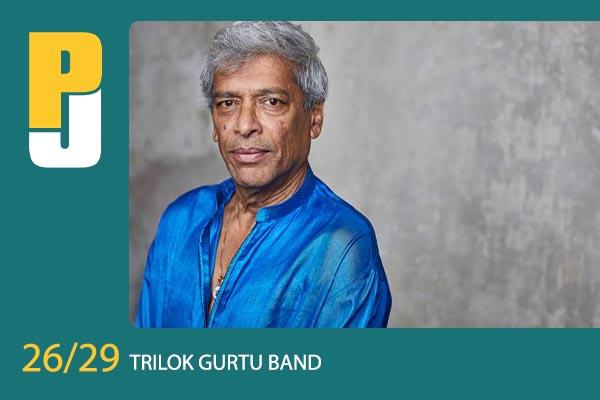 Trilok Gurtu Band - Piacenza Jazz Fest 2021 - Biglietti