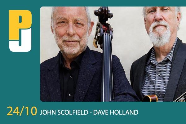 John Scofield e Dave Holland - Piacenza Jazz Fest 2021 - Biglietti