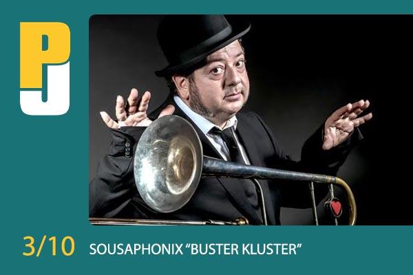 Mauro Ottolini - Sousaphonix Buster Kluster