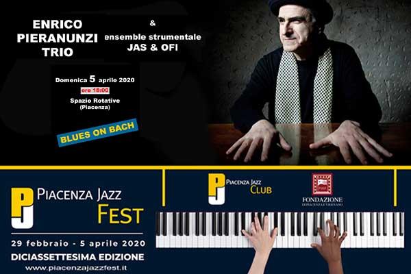Biglietti - Blues On Bach - Spazio Rotative Piacenza