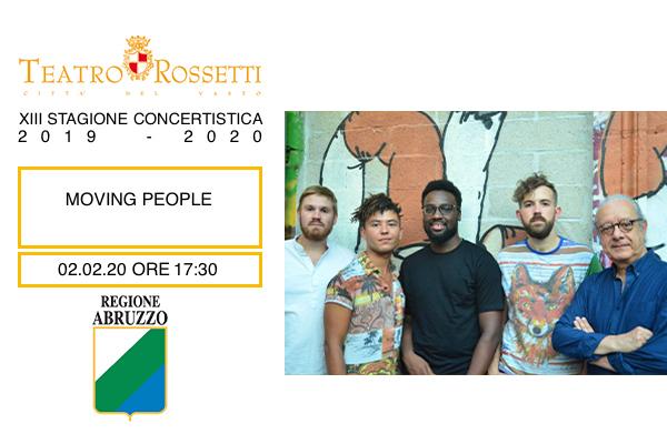 Biglietti - Moving People - Teatro Rossetti Vasto