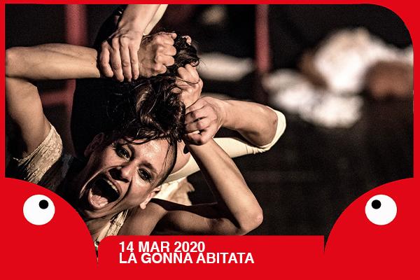 Biglietti - La gonna abitata - Teatro Rossini di Pontasserchio