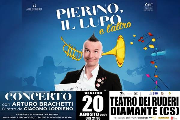 Biglietti - Arturo Brachetti - Teatro dei Ruderi - Cirella Diamante (CS)