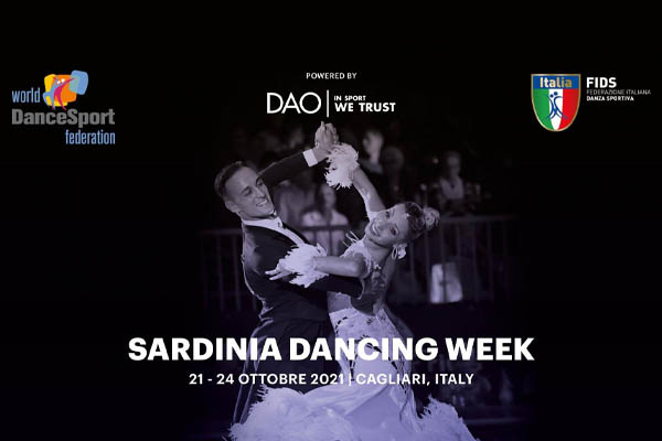 Biglietti - Sardinia Dancing Week - PalaPirastu - Cagliari (CA)