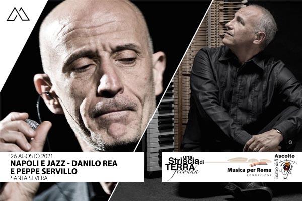 Danilo Rea e Peppe Servillo - Castello di Santa Severa - Santa Marinella