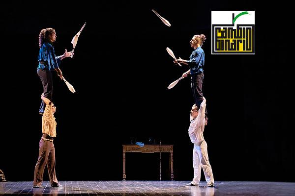 Havana Acrobatic Ensemble - Giardino del Teatro Binario - Cotignola (RA)