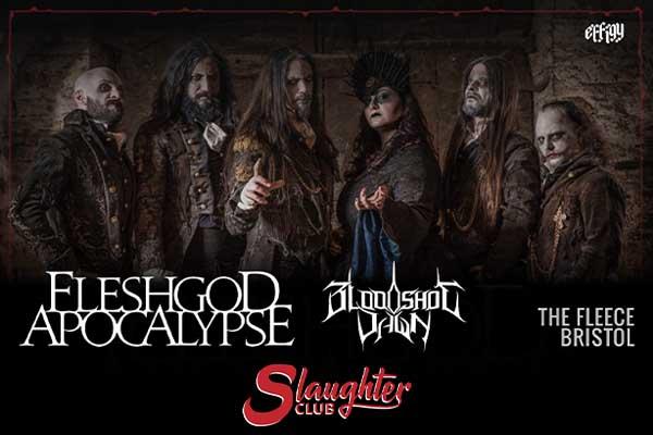 Biglietti - Fleshgod Apocalypse - Slaughter Club