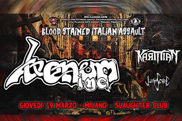 Biglietti - Venom Inc.+ Guest - Slaughter Club