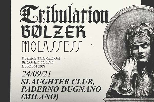 Tribulation -Slaughter Club - Paderno Dugnano (MI)