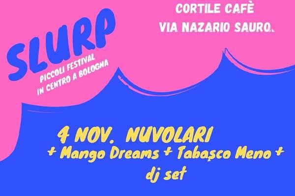 Biglietti - Nuvolari live - Cortile Cafè - Bologna (BO) - Via Nazario Sauro, 24/a