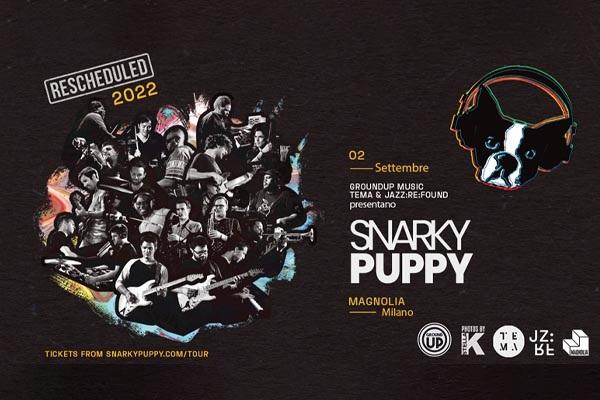 Biglietti concerto Snarky Puppy live Magnolia Milano