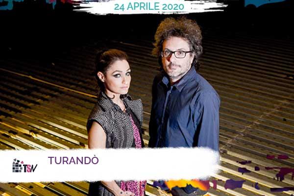 Biglietti - Turando' - Teatro Superga - Nichelino (TO)