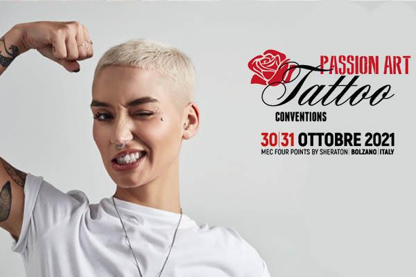 Biglietti - Passion Art Tattoo - Sheraton Hotel - Bolzano (BZ)