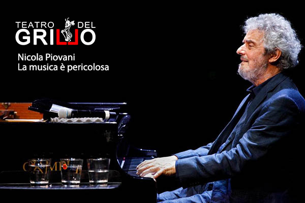 Biglietti - Nicola Piovani - Teatro del Grillo - Soverato (CZ)