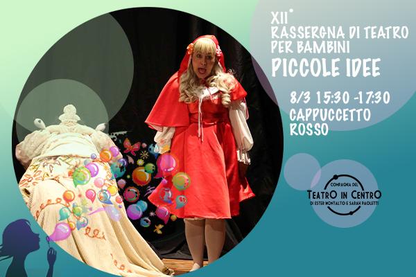 Biglietti - Cappuccetto Rosso - Teatro La Lucernetta - Como