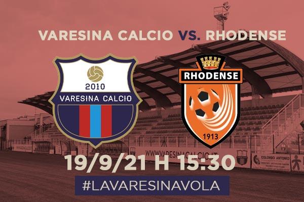 Biglietti - Varesina vs Rhodense - Centro Sportivo - Venegono Superiore