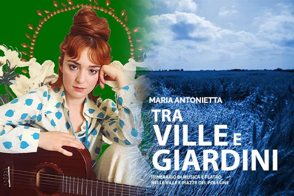Maria Antonietta - Tra Ville e Giardini - Piazza Covour - Adria (RO)