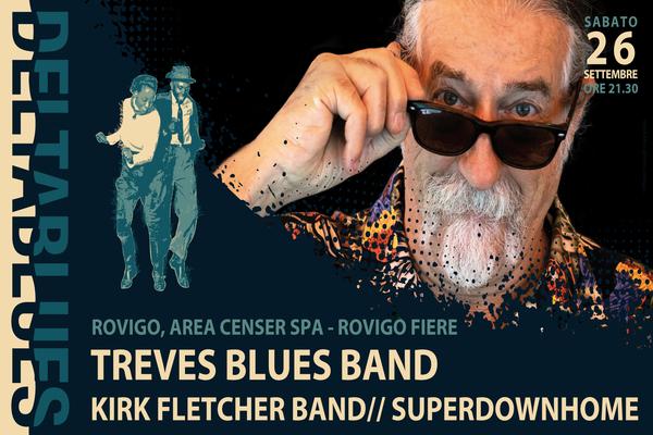 Treves Blues Band-Deltablues 2020-Cen.Ser. Rovigo (RO)
