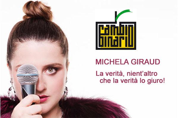 Michela Giraud - Giardino del Teatro Binario - Cotignola (RA)